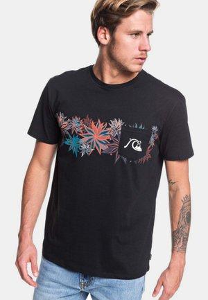 TIMELINE - T-Shirt print - black