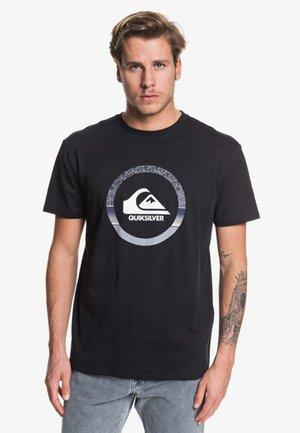 SNAKE DREAMS - T-shirt print - black
