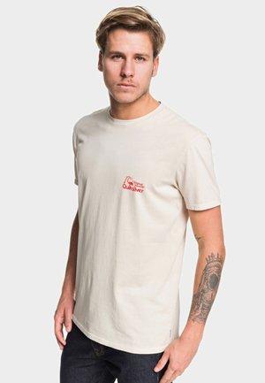 BOUNCING HEART - T-Shirt print - brazilian sand