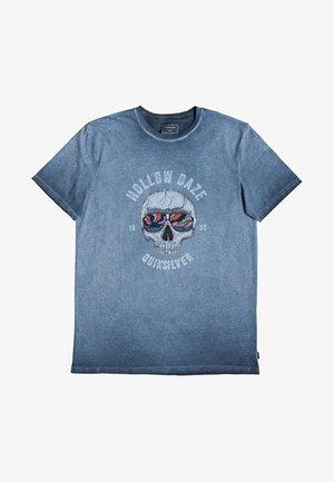 HOLLOW DAYZ - Print T-shirt - moonlit ocean
