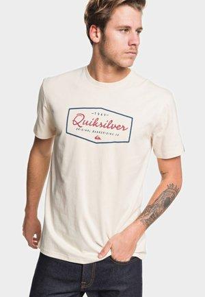 REGULAR FIT - T-Shirt print - brazilian sand
