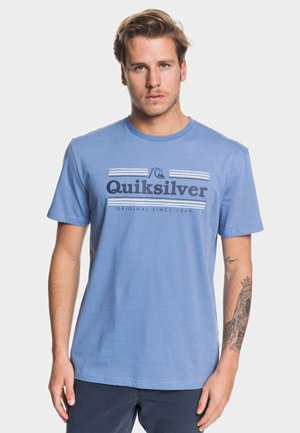 REGULAR FIT - Print T-shirt - quiet harbor