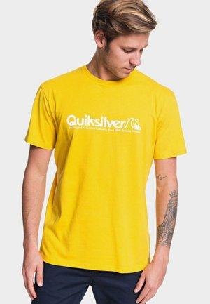 MODERN LEGENDS - Print T-shirt - sulphur