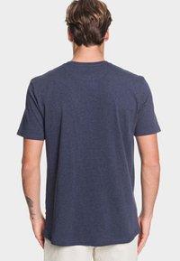 Quiksilver - VIBES ALIVE - Print T-shirt - parisian - 2