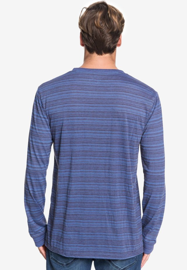 DOUBLE SHAKKA  - Langarmshirt - blue/grey