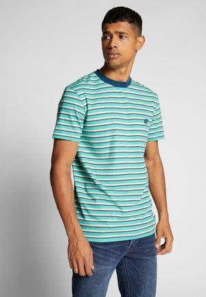 TABIRASSTEE - T-shirt print - sea blue tabira