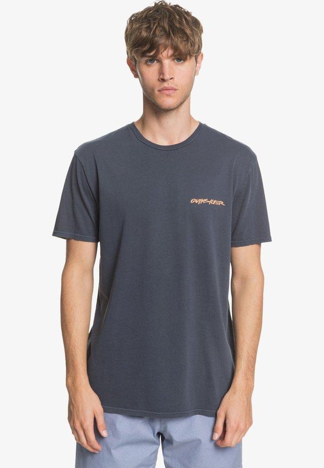 LAZYSUNSS - T-Shirt print - blue nights