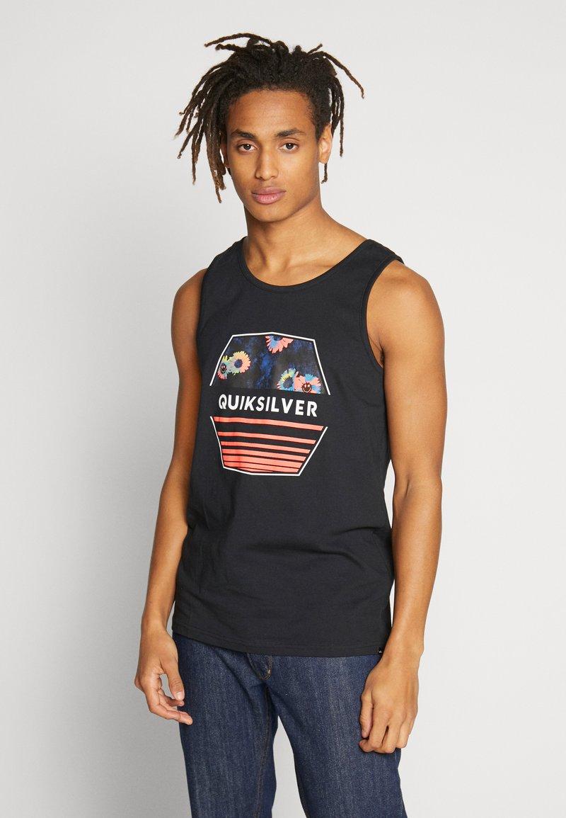 Quiksilver - DRIFTAWAYTANK - Toppe - black