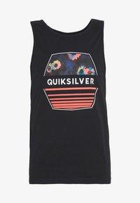 Quiksilver - DRIFTAWAYTANK - Toppe - black - 3