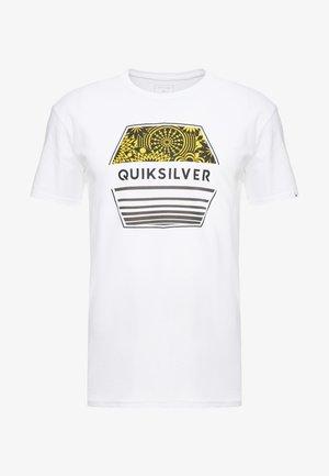 DRIFTAWAYSS - T-shirt print - white