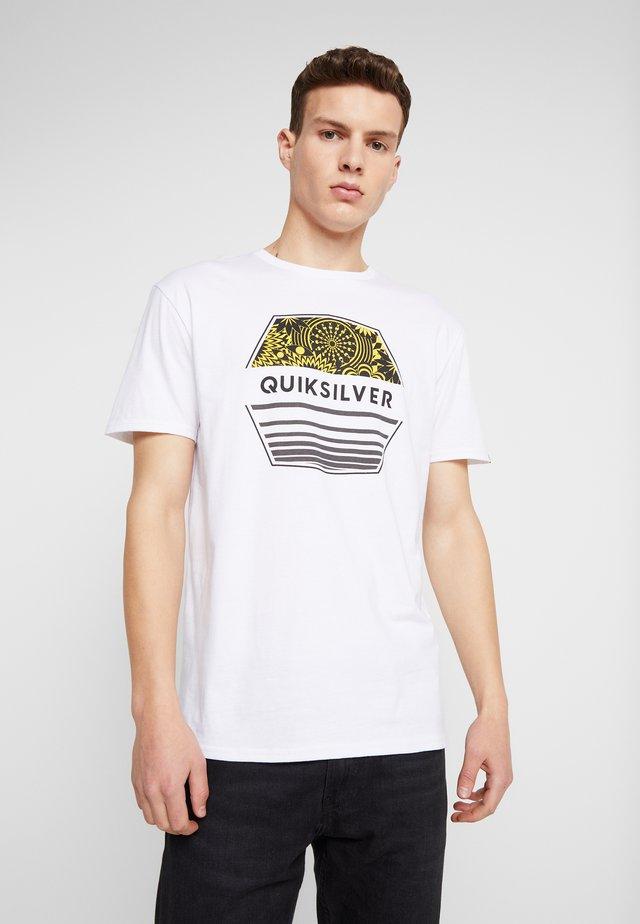 DRIFTAWAYSS - T-shirts print - white