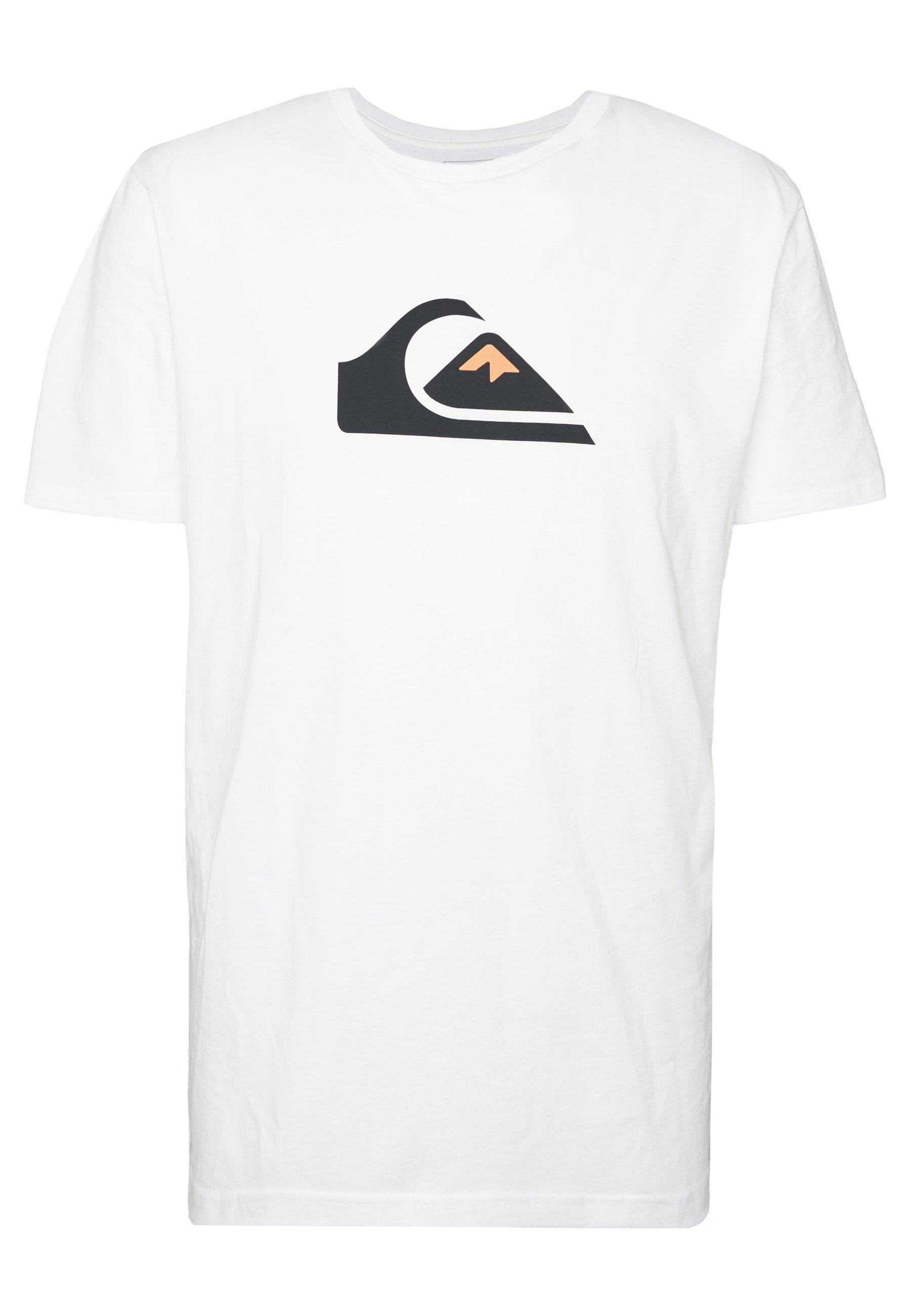 Quiksilver Complogoss - T-shirt Imprimé White