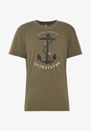 SAVIORSROADSSS - T-shirt print - kalamata
