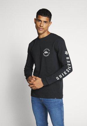 SKULLED RETHIN - Pitkähihainen paita - black