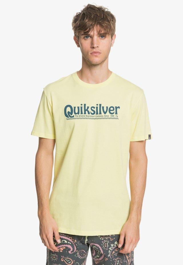 NEW SLANG - Print T-shirt - charlock