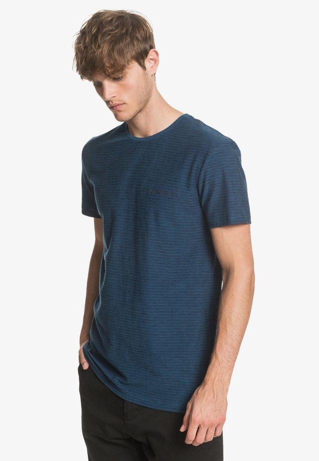 KENTIN - T-shirt print - blue