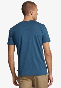Quiksilver - Print T-shirt - majolica blue heather - 2
