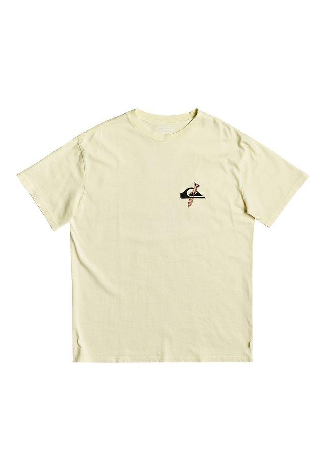 QUIKSILVER™ BROKEN TONGUE - T-SHIRT FÜR MÄNNER EQYZT05814 - Print T-shirt - charlock