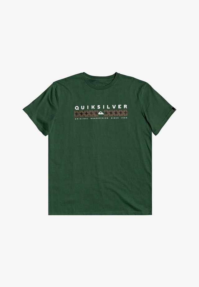 JUNGLE JIM - T-Shirt print - greener pastures