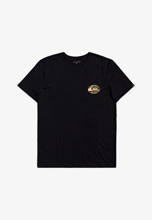 ROCK N STORMY  - T-shirt imprimé - black