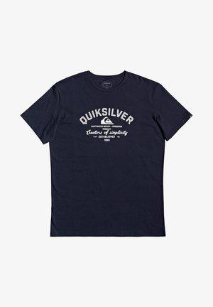 CREATORS OF SIMPLICITY - Print T-shirt - parisian night