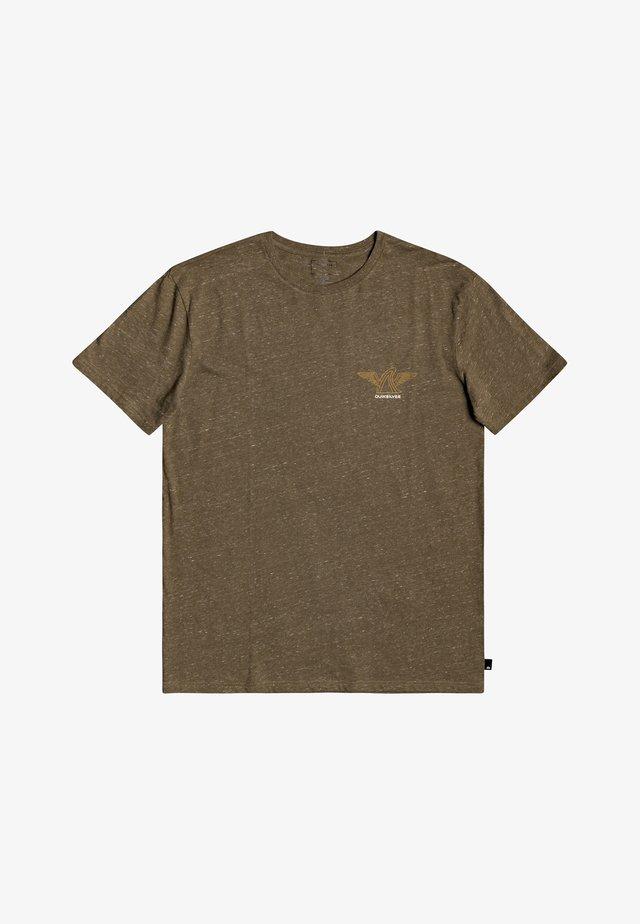 LOCAL SHAPER - T-Shirt print - kalamata heather
