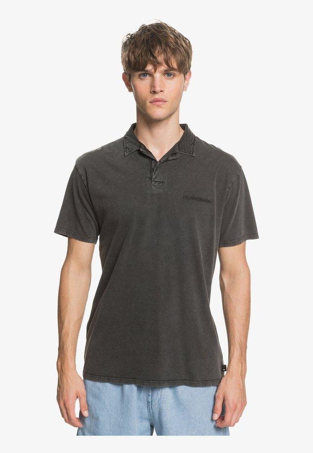ACID SUN   - Polo shirt - black
