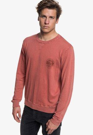 MIYAKO REEF - Pullover - barn red