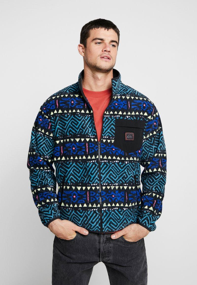 Quiksilver - POLAR - Fleece jacket - black