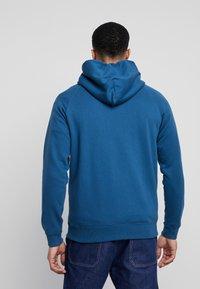 Quiksilver - EVERYDAYZIP - Bluza rozpinana - majolica blue - 2