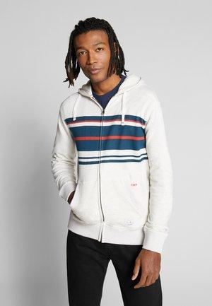ERROTAHOODZIP - Zip-up hoodie - snow white heather