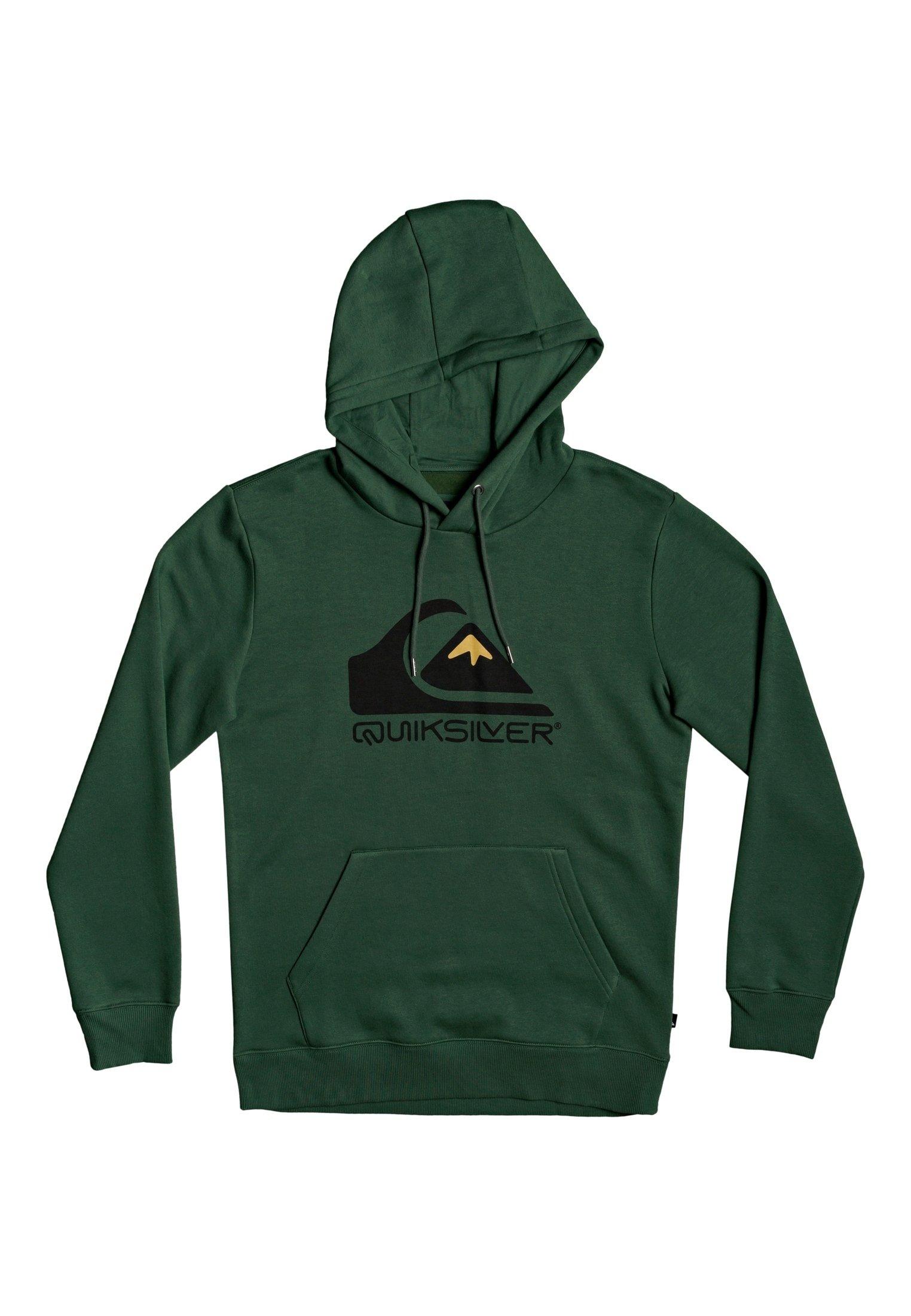 Quiksilver Everyday Active Hoodie Herren grün im Online Shop