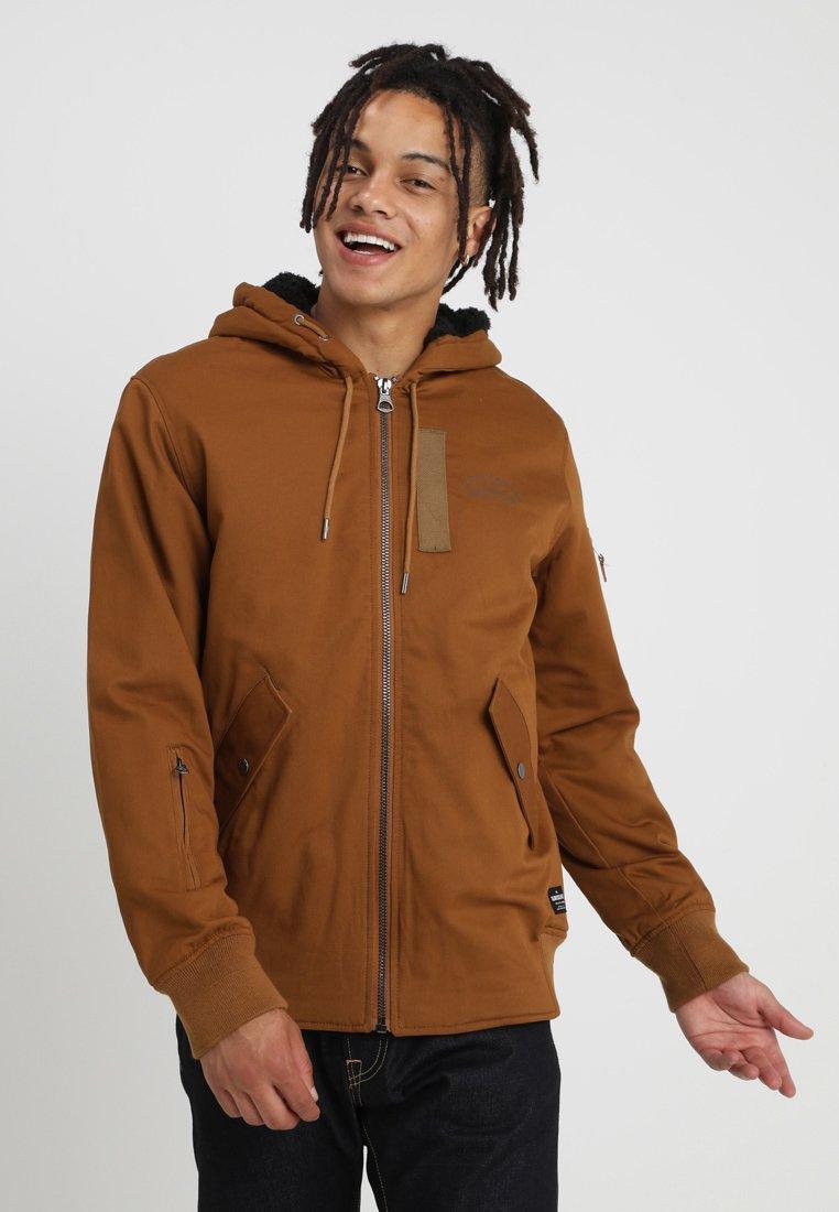 Quiksilver - HANAGO - Winter jacket - rubber