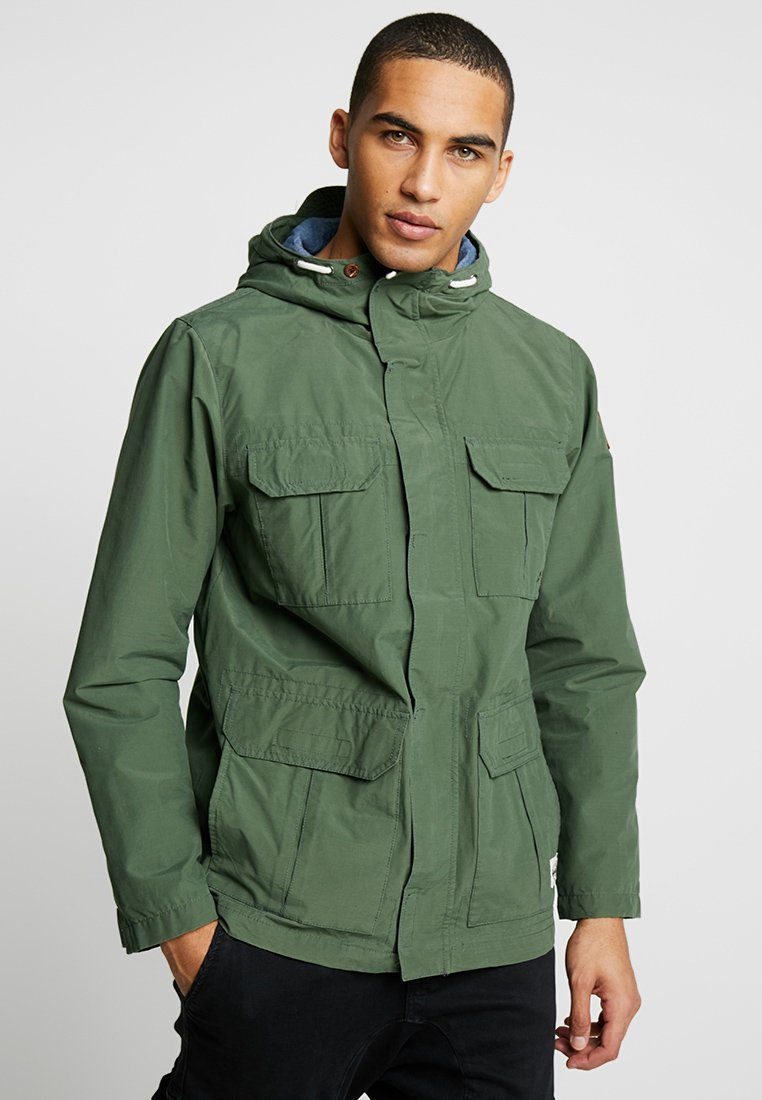 Quiksilver - FRESH EVIDENCE - Outdoor jacket - thyme