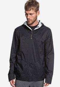 Quiksilver - ADAPT - Waterproof jacket - black - 0