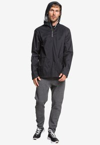 Quiksilver - ADAPT - Waterproof jacket - black - 1