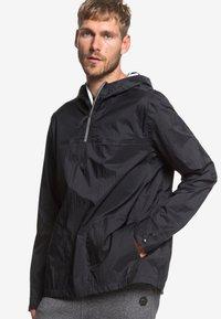 Quiksilver - ADAPT - Waterproof jacket - black - 3