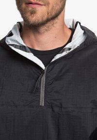Quiksilver - ADAPT - Waterproof jacket - black - 4