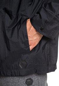 Quiksilver - ADAPT - Waterproof jacket - black - 5