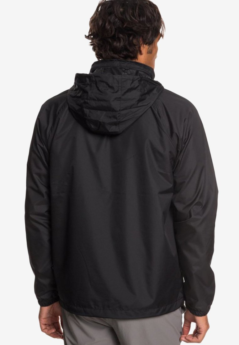 ShockVeste Coupe Shell Waterman Black Quiksilver vent YbfgvI76y