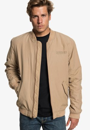 Blouson Bomber - brown