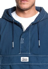 Quiksilver - Light jacket - blue - 4