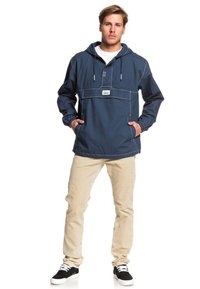 Quiksilver - Light jacket - blue - 1