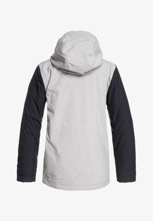 RIDGE - Veste de snowboard - light grey heather