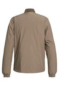 Quiksilver - HARRISON - Waterproof jacket - khaki - 1