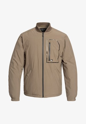 HARRISON - Waterproof jacket - khaki
