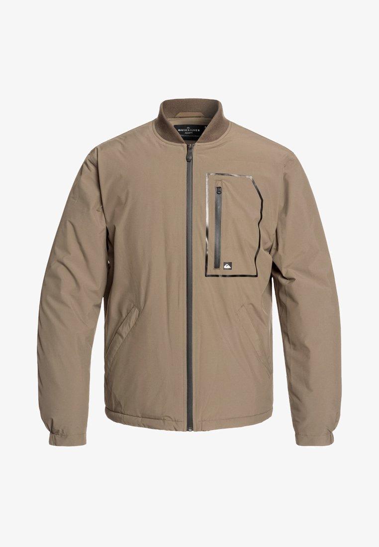 Quiksilver - HARRISON - Waterproof jacket - khaki