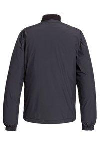Quiksilver - HARRISON - Waterproof jacket - black - 1