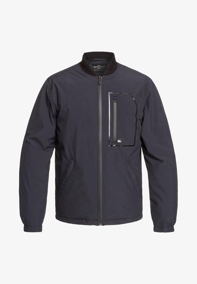 Quiksilver - HARRISON - Waterproof jacket - black
