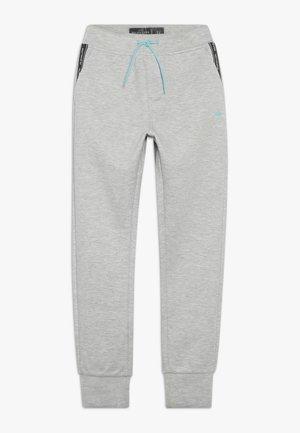 OHOPE CARVE PANT - Pantalon de survêtement - light grey heather